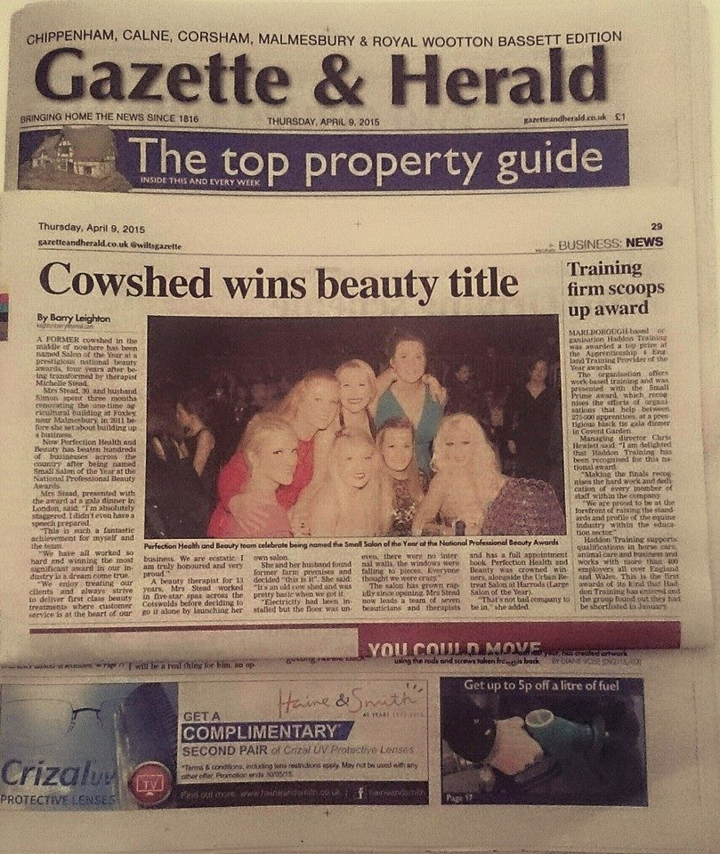 Gazette & Herald