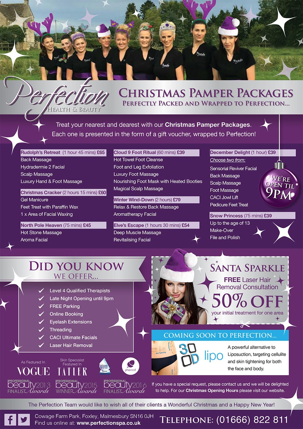 Christmas Packages 2016