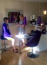 Exclusive Jane Iredale Make-Up Event