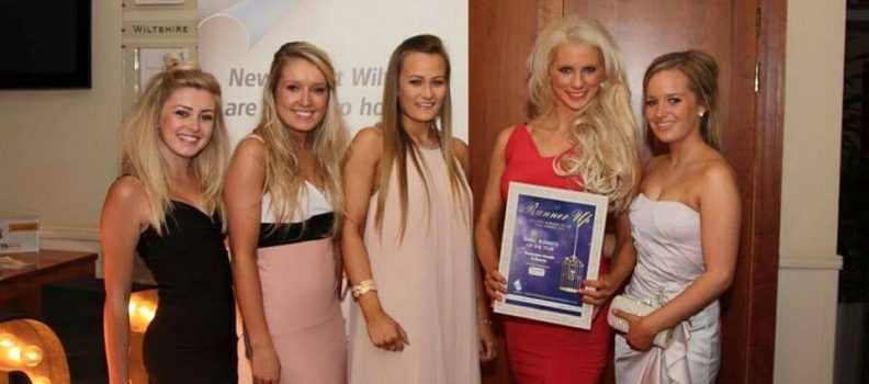 Perfection Comes Second in the Wiltshire Business Awards – Small Business of the Year Award