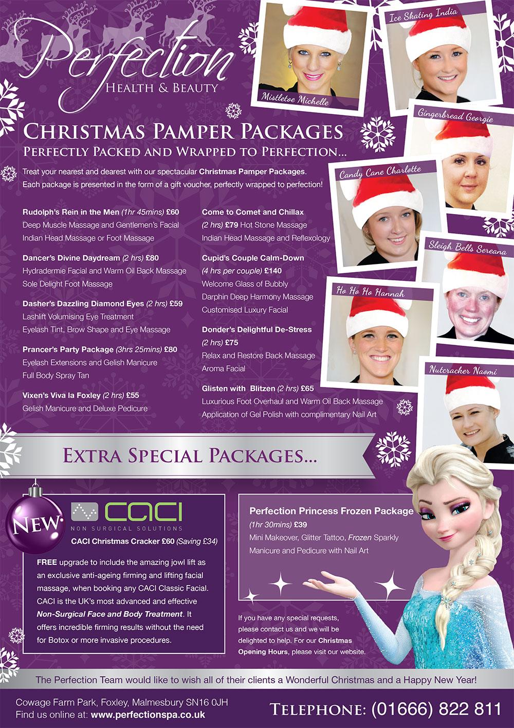 Tetbury Advertiser Christmas 2014