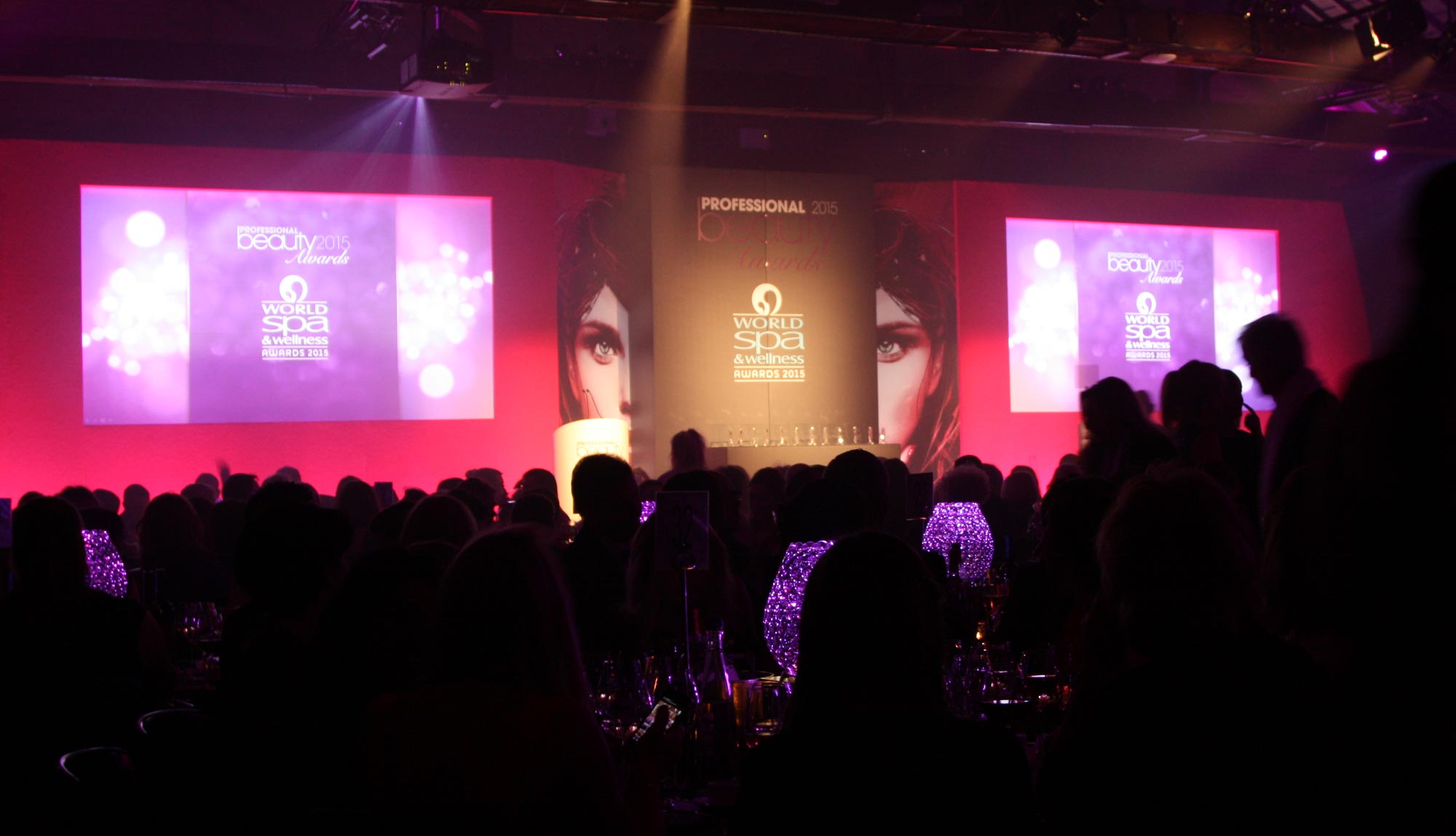 Professional Beauty Awards - Awards Night
